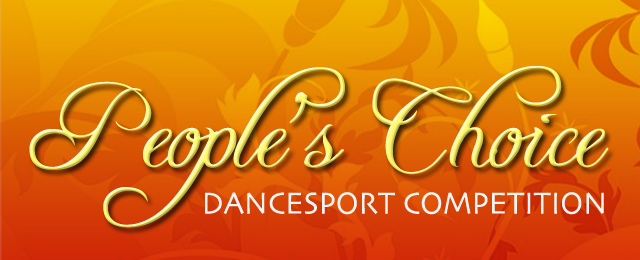 People's Choice Dancesport Competition